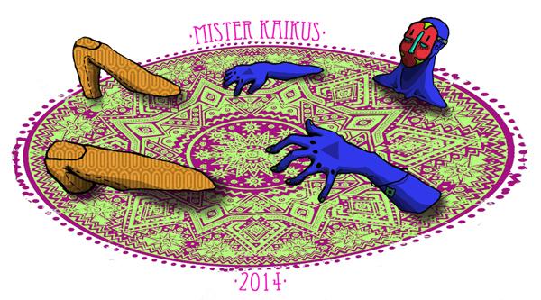 AFLOAT 2014 Mister Kaikus