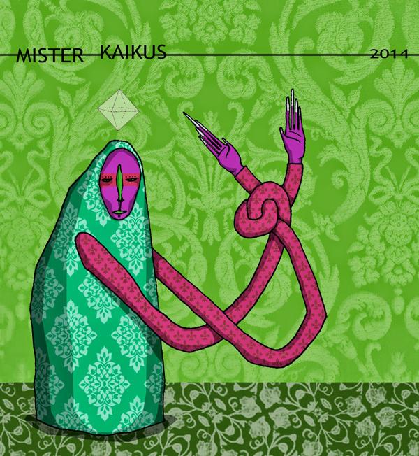 NUDO 2014 Mister Kaikus