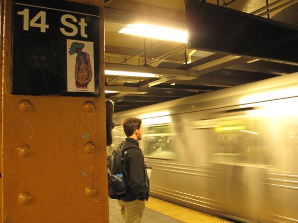 NYC Mister Kaikus