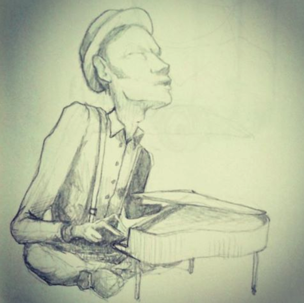 PIANO MAN 2016 Mister Kaikus