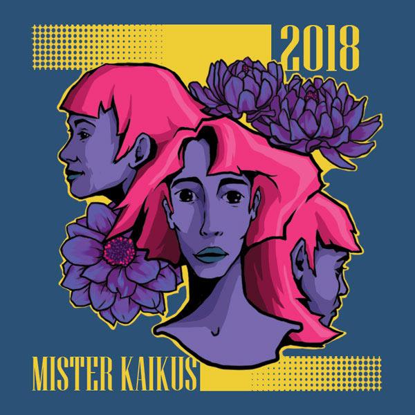 HAPPY 2018 Mister Kaikus