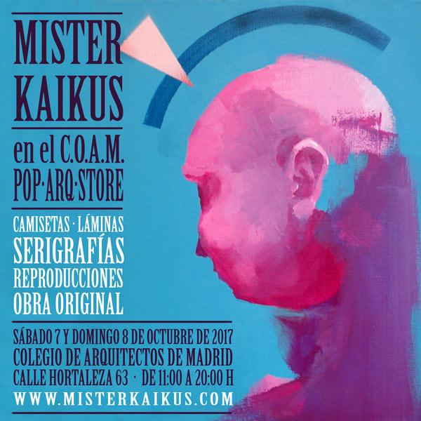 COAM - Mister KAikus