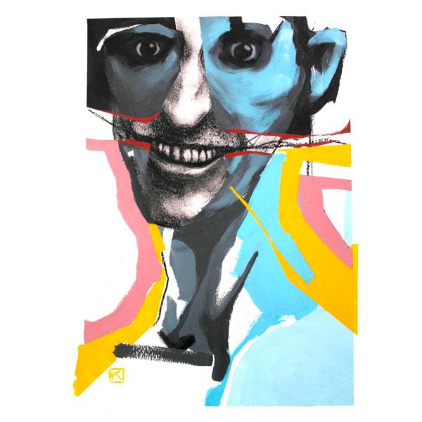PORTRAIT 1 - Mister Kaikus 2018