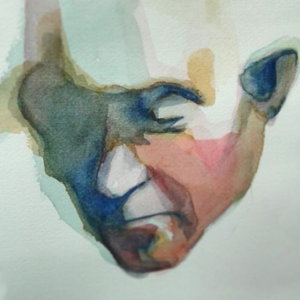 WATERCOLOR PORTRAIT 2018 Mister Kaikus
