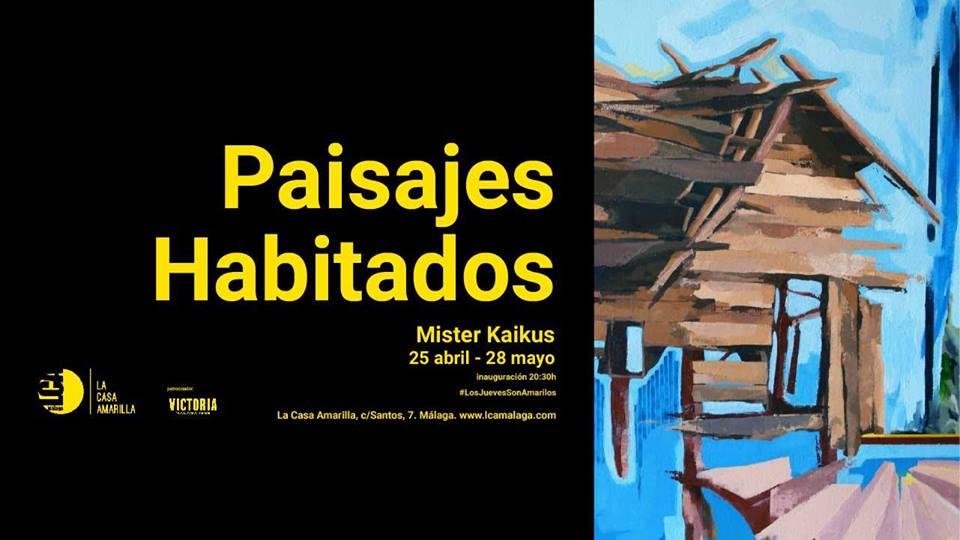 PAISAJES HABITADOS 2019 - Mister Kaikus