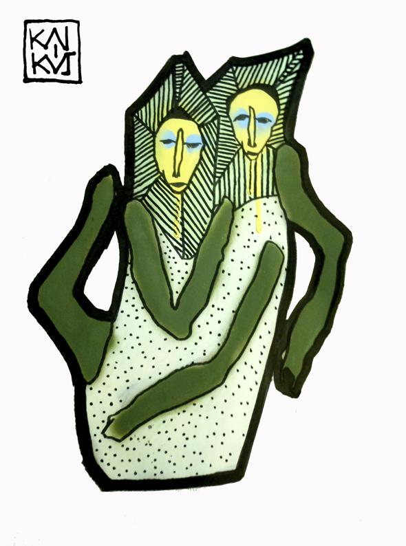 GREEN TWINS 2012 Mister Kaikus