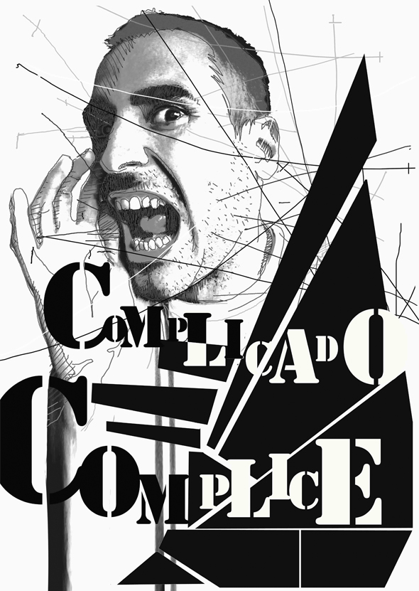 COMPLICADO COMPLICE 29129 Mister Kaikus