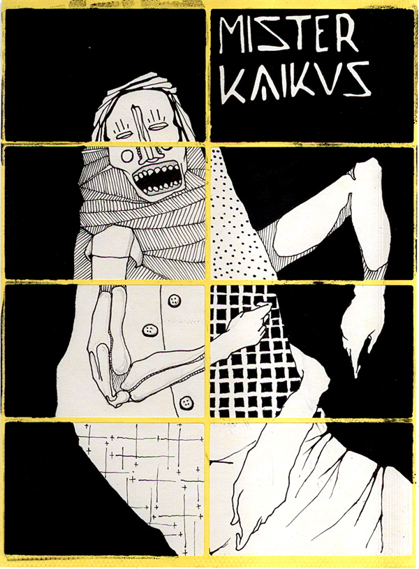 STICKER 2012 Mister Kaikus