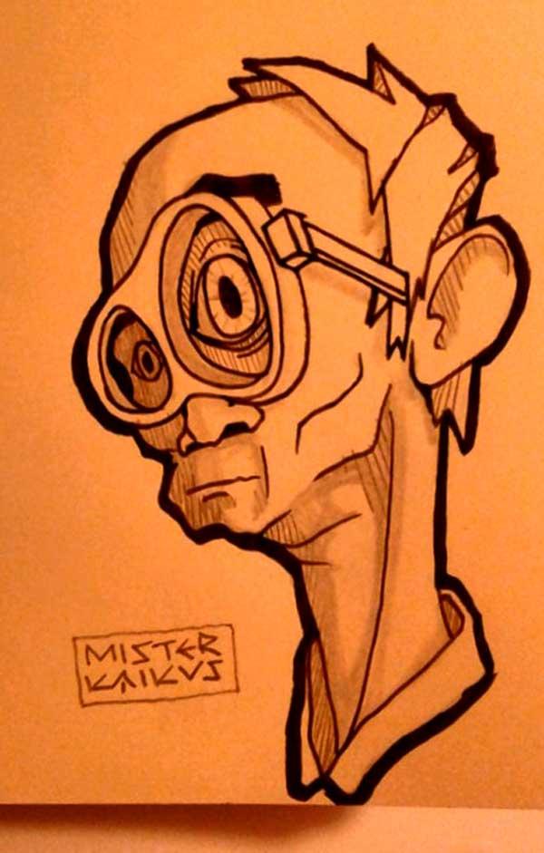 OLD MAN 2016 Mister Kaikus