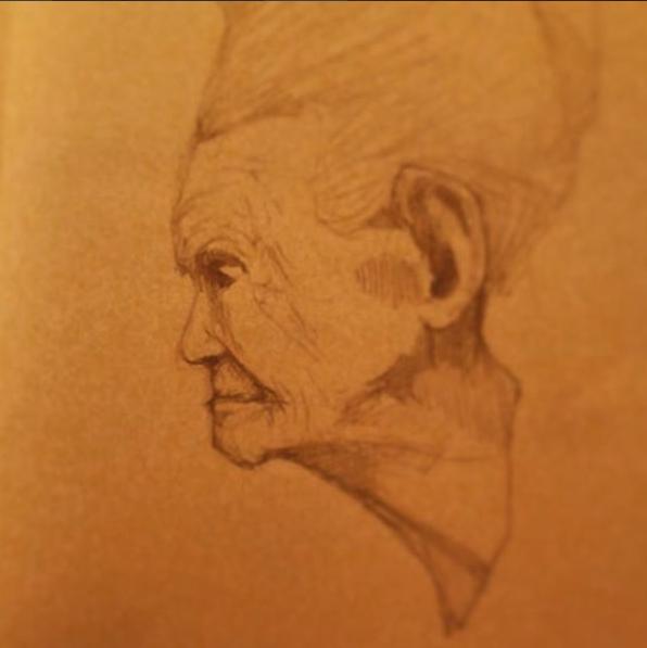 OLD WOMAN 2016 Mister Kaikus