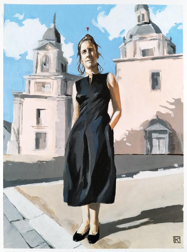 María en el Palacio 2021 - Mister Kaikus