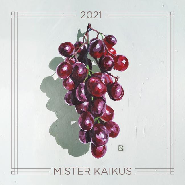 HAPPY 2021 - Mister Kaikus